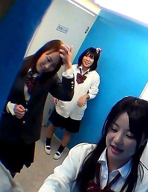 Japanese Piss Fetish Videos - Girls Pissing - School Girls Piss Train